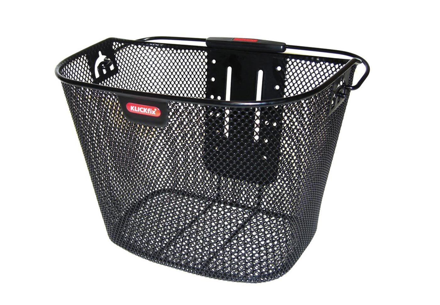 Baskets & luggage rack
